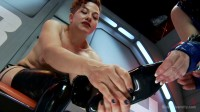The Best Sweet Hot Collection For You Of Purple Latex Dommes. Part 1