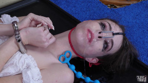 SlaveMouth - Brooke Johnson - Punish my Mouth and Tummy [SlaveMouth,Bdsm][Eng]
