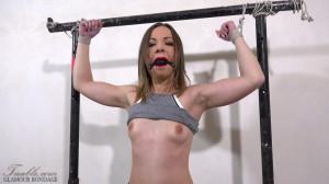 Hard tied Gym [2019,Tied,Bondage,Roped][Eng]