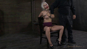 Bdsm Porn Videos Blond, bound, manhandled, roughly throat fucked and deeply fucked [2013,SexuallyBroken,Cherry Torn,BDSM,Torture,Whipping][Eng]