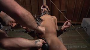 Play Thing - Nikki Darling [2013,Torture,Bondage,Submission][Eng]