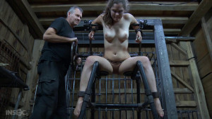 Conjugal Visit - Charlotte Vale [2015,Caning,Orgasm,Ass Play][Eng]