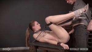 Ashley Lane - Cock Crunch (2018) [2018,Ashley Lane,BDSM][Eng]