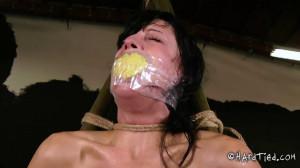 Mouth Full Part Two - Elise Graves, PD [string Bondage,Domination,BDSM][Eng]