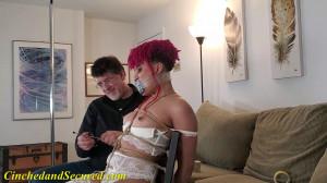 Jayda's White Hot Agony [2021,Bondage,BDSM,Rope][Eng]