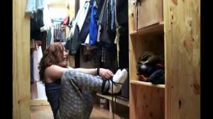 Closet Bound in PJ's [torture,Rope,BDSM][Eng]