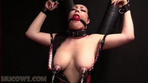 Elina mistress milked [Eng]
