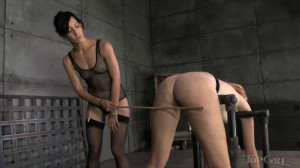 TG - The Analyzing Ashley - Elise Graves, Ashley Lane [2014,Ashley Lane,Extreme Bondage,Fetish,Humilation][Eng]