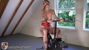 Exercise Fuck Session [2016,House of Gord,Natalie Minx,spanking,naked,barefoot][Eng]