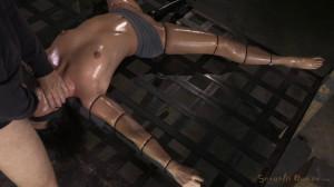 Wenona, Matt Williams and Jack Hammer [2014,Zip Ties,Mummification,Blindfold][Eng]