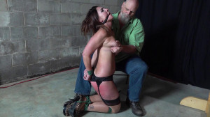 Carissa Dumond: Spanked and Carried Away [BDSM,Bondage,torture][Eng]