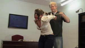 Elizabeth Andrews - Positional Training [2021,Bondage,Rope,BDSM][Eng]