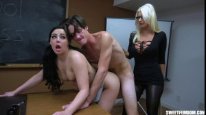 Fuck Your Hot Student - Lose Your Balls [2020,SweetFemdom.,Brittany Andrews,Pussy Licking,Masturbation,Hardcore][Eng]