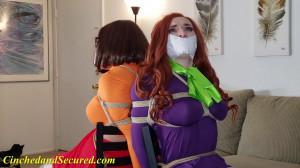Daphne and Velma - The Last Case [2021,Bondage,Rope,BDSM][Eng]