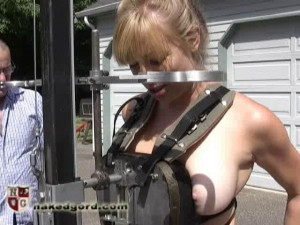 Adrianna Nicole - Fucking Utility Vehicle [2016,House of Gord,compression,latex,spanking][Eng]