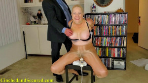 Kristyna's Ticklish Rehabilitation Part 2 [2021,BDSM,Bondage,Rope][Eng]