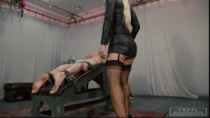 Cruel Punishments - Mistress Zita - Zita doesn't hold back (Parts 1-3) [Domination,Strapon,Femdom][Eng]