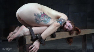 Foot Torture is the Least Of Her Worries [2016,Submission,Rope Bondage,Spanking][Eng]