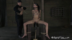 Hailey Young Punished and Dominated [2018,Hailey Young,Bondage,BDSM,Humilation][Eng]