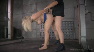 Big Titted Blonde Angel Allwood Brutally Bound And Throat Trained [2014,Torture,Domination,BDSM][Eng]