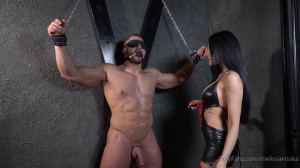 Muscle Slave [2021,Humiliation,Femdom][Eng]
