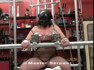 Torture Galaxy - Gu Scene 10 [,BDSM,Extreme Tit+Pussy+Ass Torture][Eng]