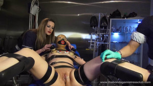 Mistress Miranda and Nikki Whiplash in Climax Queens [Rope,torture,BDSM][Eng]