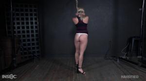 Kushie Bondage [HardTied,Katie Kush,Whipping,Torture,Humiliation][Eng]