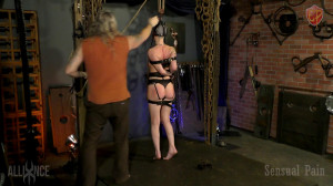 Strapped - Abigail Dupree and Master James [Eng]