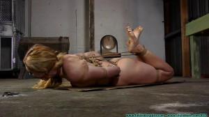 Tight Box Hogtie For Ariel Anderssen [2019,Rope,BDSM,Bondage][Eng]