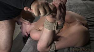 Jennifer White Roughly Fucked In Bed Bondage [2015,Submission,Torture,Bondage][Eng]