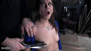 Straight for the Castle [HardTied,Kacie Castle,Whipping,Humiliation,Spanking][Eng]