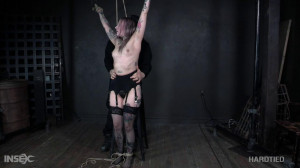 Bdsm Porn Videos Willpower [2020,HardTied,Rose Quartz,Whipping,BDSM,Humiliation][Eng]