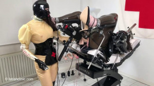 Tight bondage, domination and torture for sexy hot slavegirl [2020][Eng]