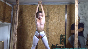4 Positions and 2 Gags [2016,Bondage,Bdsm][Eng]
