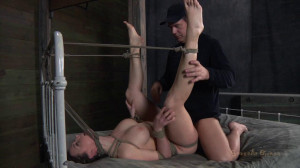 Chanel Preston [2013,SexuallyBroken,Chanel Preston,Domination,Bondage,BDSM][Eng]