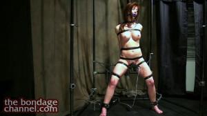 Redhead Milf Orgasm Torment [Eng]