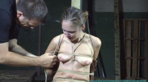 Nude Chair Tie For Rachel - Part 4 [Eng]