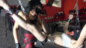 Femdom Porn Videos Juicy Ass Opener [2019,MistressGaia,Mistress Gaia,Strapon,Femdom][Eng]