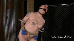 IntoTheAttic - Bijou [IntoTheAttic,Bijou,Suspension,Breast torture,Torture][Eng]