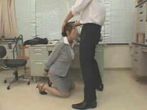 Big Tits female teacher as a slave pet [Eng]