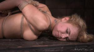 Bondage Cutie - Alina West, Jack Hammer [Bondage,Domination,Rope Bondage][Eng]