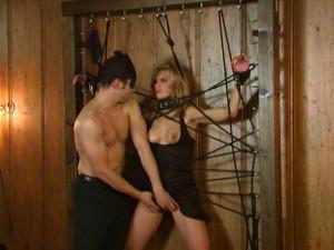 Welcome To Desparate Bondage [2012,Diana,Hardcore,Strap-on,Bondage][Eng]