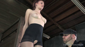 Bound And Boxed [2014,Ashley Lane,Ring Gag,BDSM,Dildo][Eng]