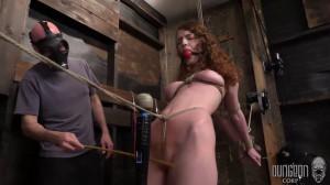 Bondage, spanking and torture for sexy hot slavegirl part1 [2021][Eng]
