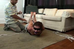 My Bondage Shoot Pt 2 [2019,torture,Rope,BDSM][Eng]