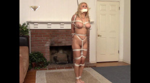 Ropes with Beautiful Breasts [2017,Roped,Tied,Bondage][Eng]