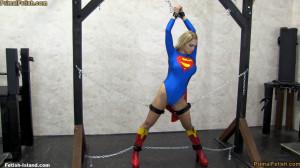 Superheroine Supergirl God of War [2019][Eng]