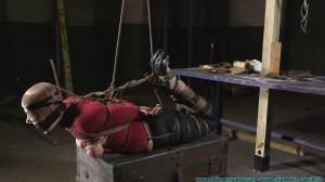 Alice's First Ever Hogtie Part 4 [Eng]