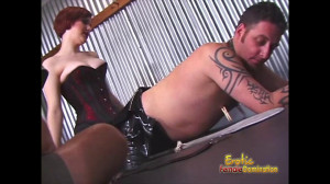 Behind The Scenes With Two Sexy, Sadistic Dominatrixes [Eng]